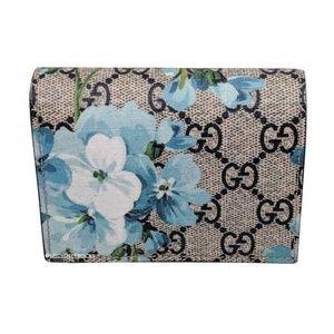 Gucci Blooms Small Bi-Fold Wallet